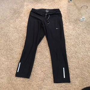 Nike Dri-Fit Running Mid-Calf Leggings